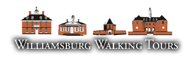 williamsburg walking tours logo