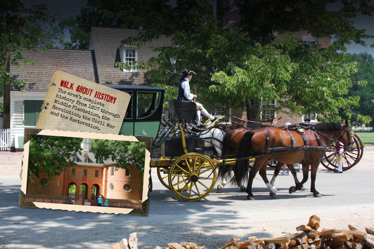 historic williamsburg tour