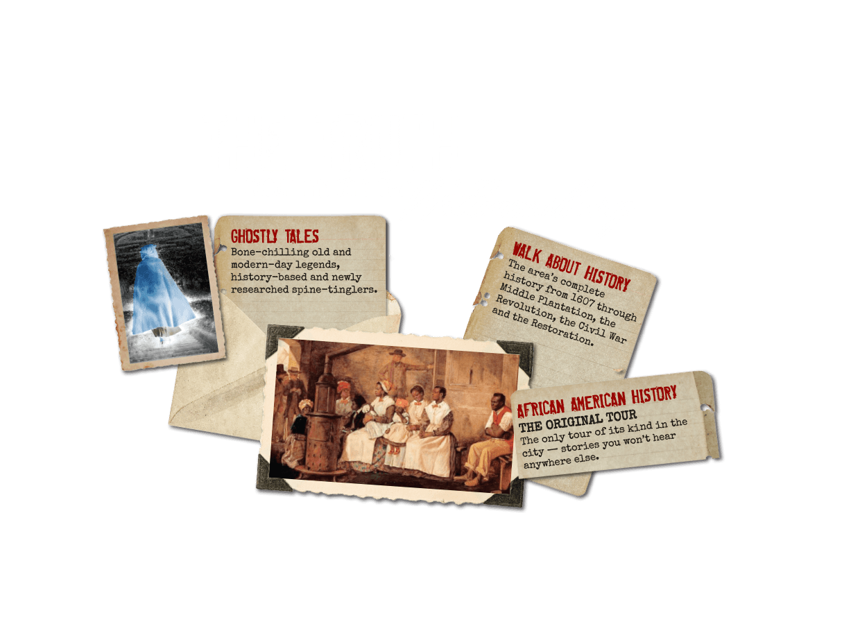 Walking Tours in Williamsburg, Virginia