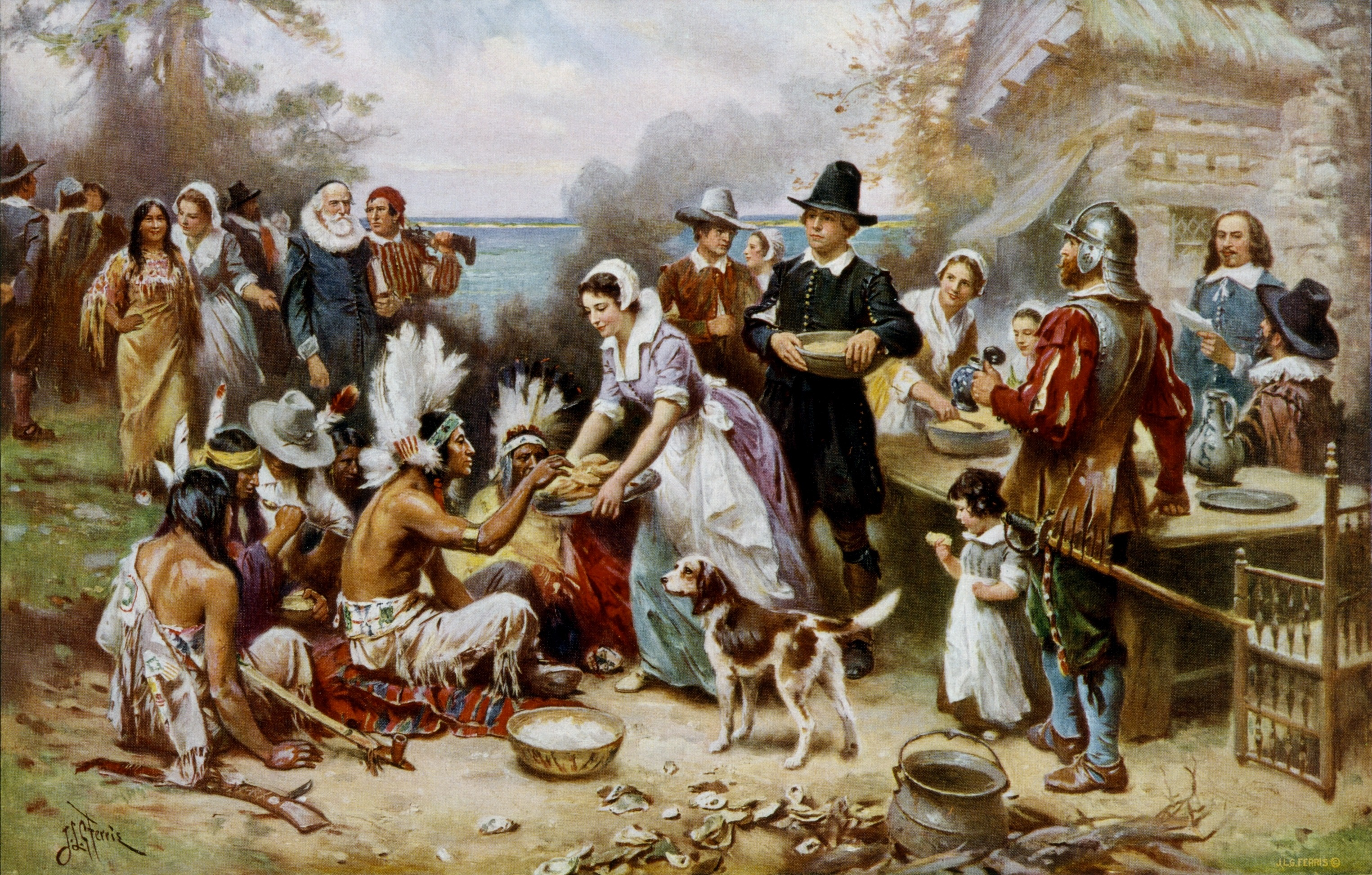 Williamsburg Thanksgiving?