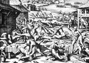 1622_massacre_jamestown_de_Bry
