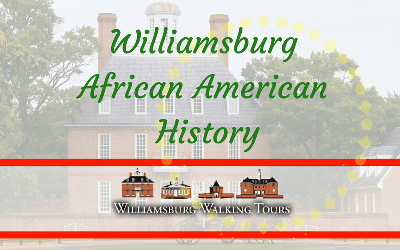 Williamsburg black history