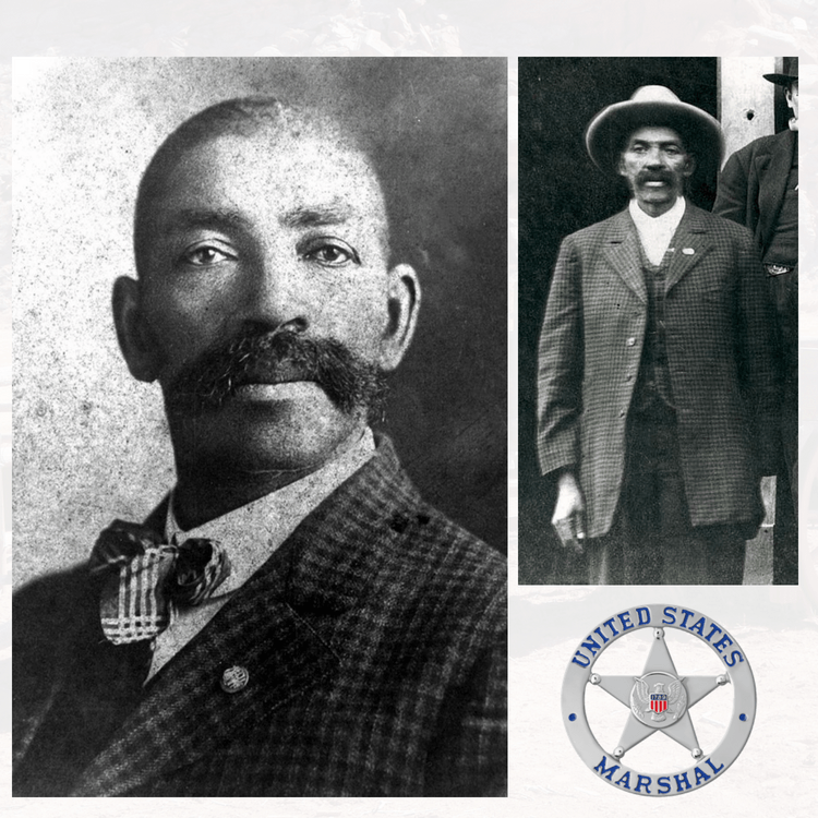 black history bass reeves