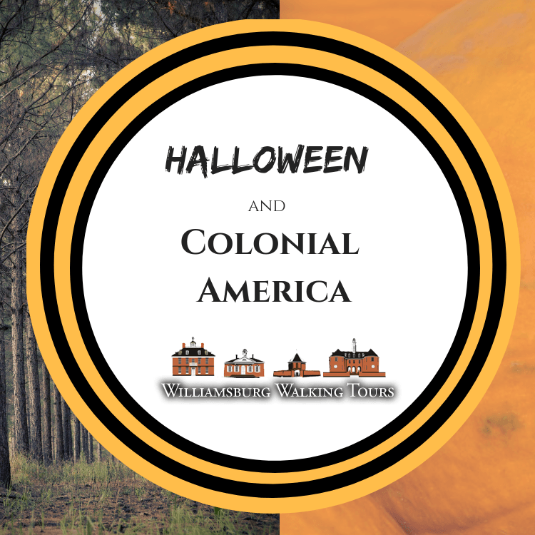 colonial williamsburg halloween