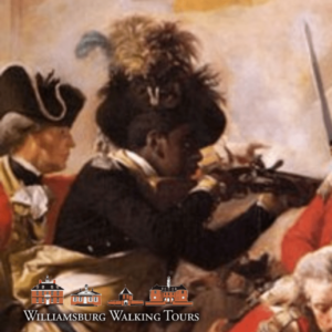 revolutionary war african american history tour