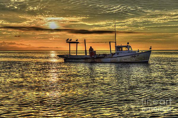 Crabbing boat sally T Smith Island in Maryland Photo Courtesy of Greg Hager